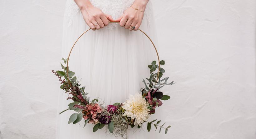 Umstellung auf reine Hochzeits- und Eventfloristik